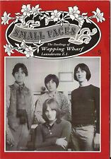 SMALL FACES - THE DARLINGS OF WAPPING WHARF LAUNDERETTE  MAGAZINE NUMBER 5   MOD