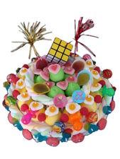 Gâteau de bonbons géant - Souvenirs d'enfance (10-12 personnes)