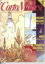 L2  CORTO MALTESE ANNO 9 N 5 + INSERTO V PER VENDETTA