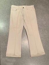 """Vintage Levis Sta-Prest 517 36 x 29"""" Pants Jeans Flair"""