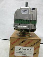 Hitachi LR170-418CR Altern. 70 Amp w/Vac Pump Shaft Chev-GMC-w/Isuzu 3.9 1990-97