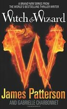 Witch & Wizard,James Patterson