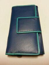 Gabee leather wallet large 53086PLZ Blue