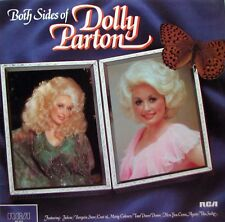 DOLLY PARTON Both Sides Of LP