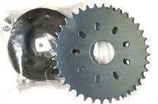 80cc engine motor bike parts - 36 teeth Flat sprocket with mount Z