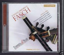 JF FASCH CD NEW ORCHESTRAL MUSIC TEMPESTA DI MARE / EMLYN NGAI