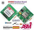 SIM808 Módulo GSM GPRS GPS Breakout Board SIM808 para Arduino Raspberry