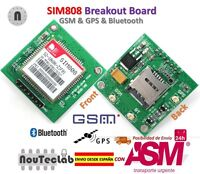 SIM808 Scheda GSM GPRS GPS Breakout Board SIM808 per Arduino Raspberry