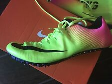 Nike Zoom Superfly Elite Track Spikes  Men's  Size 11.5 Price $110  MSRP 150+tax