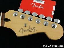 "Fender Player Duo-Sonic NECK &TUNERS 9.5"" Radius C Shape 24"" Scale Pau Ferro"