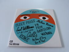 FLEET FOXES - I'M FROM BARCELONA -MILES KANE INROCKUPTIBLES !!RARE  CD !!!!!!!!