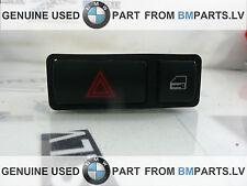GENUINE USED HAZARD LOCK SWITCH FOR BMW E46 E86 E85 E53 Z4 X5 3 SERI 8368920