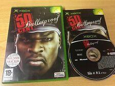 xbox : 50 Cent Bulletproof