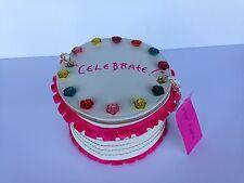 Betsey Johnson Handbag Slice of Life Kitsch Celebration Cake Shoulder Bag
