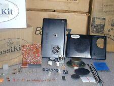Unbuilt Classikit AM FM Transistor Radio KIT SMT CXA1691 IC+ Heathkit Eico Docs