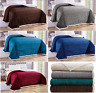 1-Piece Sherpa™ Corduroy Comforter / Blanket Extra Warm Soft Plush Over-sized