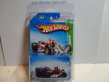 2010 Hot Wheels Super Treasure Hunt #48 Rat Bomb