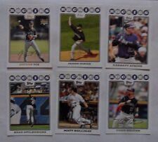 2008 Topps Colorado Rockies Baseball Team Set (22 Cards) ~ Matt Holliday HELTON