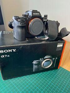 Sony A7sII Digital Camera - Black (Body Only) ILCE-7SM2