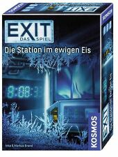 Kosmos 692865 - Exit - The Game - The Station in Eternal Ice, NIP