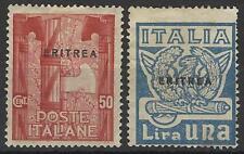 ERITREA 1923 MARCH ON ROME MINT