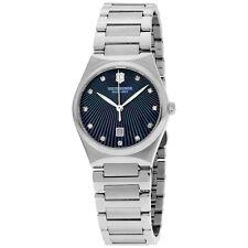 Victorinox Swiss Army Victoria MOP Dial Stainless Steel Ladies Watch 241536