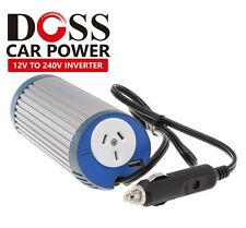Car Power Inverter 12V to 240V Converter Vehicle Charger Outlet Adapter AC DC