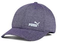 Puma new Leaf Lavender Flex Fit Hat Cap Large/Xlarge L/XL $28