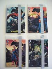 BATMAN vs. SUPERMAN: DAWN OF JUSTICE COMICS - GENERAL MILLS - COMPLETE SET