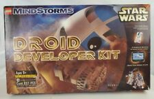 Lego Mindstorms droid developer kit star wars for parts ONLY with instructions