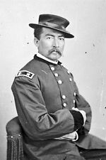 New 5x7 Civil War Photo: Union - Federal Cavalry General Philip Sheridan