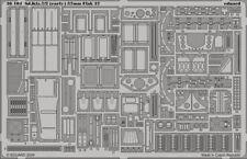 Eduard 1/35 Sd.Kfz. 7/2 (Petite enfance) 37mm Flak 37 # 36104