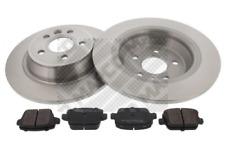 Bremsensatz, Scheibenbremse für Bremsanlage Hinterachse MAPCO 47662