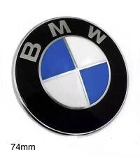 LOGO BMW LOGO COFANO BMW STEMMA BMW EMBLEMA BMW 74MM NUOVO