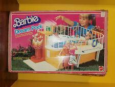 Barbie Dream Pool Box Only #1481 Mattel 1980