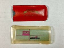 Vintage Set - GRINDING WHEELS w/ Cases - Simonds Abrasive - Cimcool Cincinnati