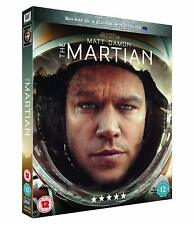 The Martian Blu-ray 3d UV Copy 2015 5039036075558