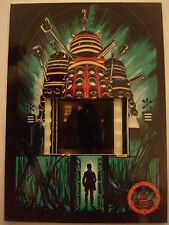 DR WHO - DALEKS INVASION EARTH 2150 AD: FILM CELL CARD #13