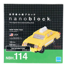 Nanoblock New York Taxi NBH_114