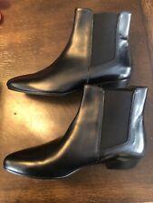 NIB Black JCrew Chelsea Boot - Size 9.5 $228