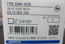New IN BOX Omron PLC Solid State Relay G3NA-420B 100-240VAC