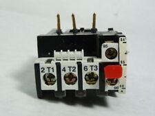 Omron J7TKN-A-E6 Overload Relay 3-Pole 0.4-0.6A ! WOW !