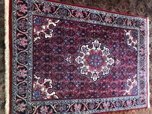 New PersianBijar Hand made rug 144x104cm /4.9x3.5
