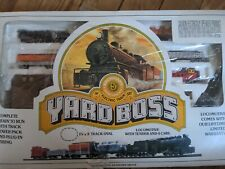 Bachmann N-Scale Yard Boss Train Starter Set Tested and Working N Scale