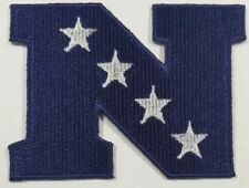 National Football League NFC Logo~ Iron on Embroidered Patch~Free Shipping~