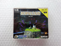 Populous Nec PC Engine HU Card Japan Video Game