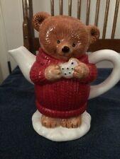 Bear Tea Pot Gourmet Gifts By Hallmark
