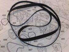 TURNTABLE BELT FOR SONY HMK33 HK11B  PSLX55 ETC SEE LIST=4-827-489-99