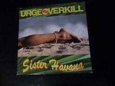 CD SINGLE - URGE OVERKILL - SISTER HAVANA