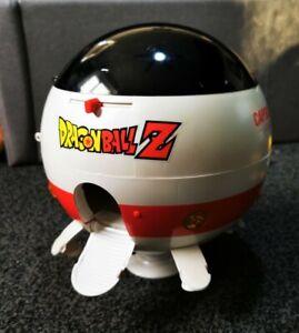 Dragon ball Z AB Toys Action Figure Capsule Corp Space Ship 1989 Vintage Rare!!